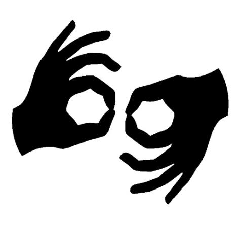 Interpreting Services Symbol
